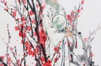 著名画家卢平中国画作品赏析