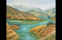 滕国富 油画作品展