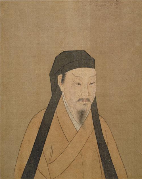 元代(1260–1368)或明朝(1368–1644)的绅士肖像作品下载