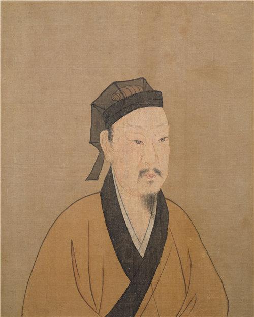 元代(1260–1368)或明朝(1368–1644)的绅士肖像(2)作品下载