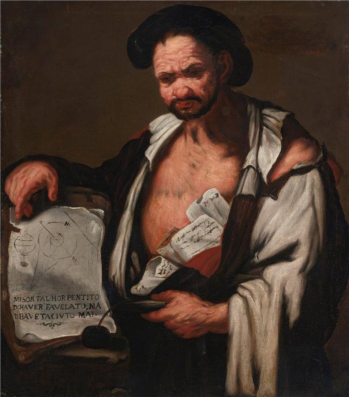 卢卡·佐丹奴 (Luca Giordano,意大利画家) 作品-民主党