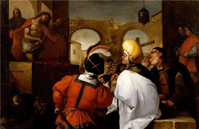 卢卡·佐丹奴 (Luca Giordano,意大利画家) 作品-幼儿保育和教育组织(1650-1659)