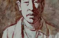人物肖像绘画教程:油画头像写生