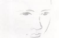 图文教程:水墨人物肖像画技法与赏析