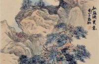 山水基础:枝干的画法要点提示