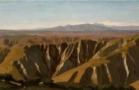 埃利胡·维德(Elihu Vedder),沃尔泰拉(Volterra), 1860年