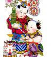 趣味横生的中国传统民俗年画