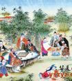 色彩明显,柔丽多姿的天津杨柳青年画