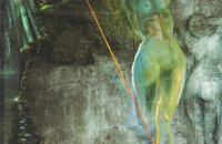 萨尔瓦多·达利(Salvador Dali)-圣乔治和少女1970作品
