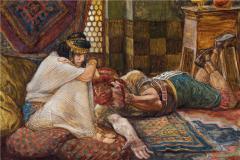 詹姆斯·天梭(James Tissot,法国画家