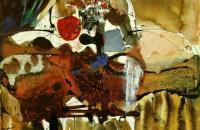 萨尔瓦多·达利(Salvador Dali)-站立的女人1962